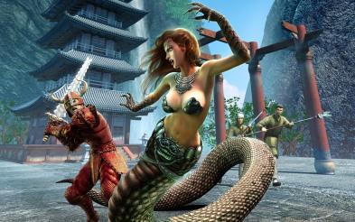 snake woman 2